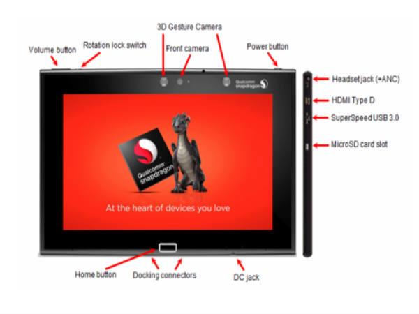 Faster-Than-Lightning Snapdragon 805 Developer Tablet Arriving Soon