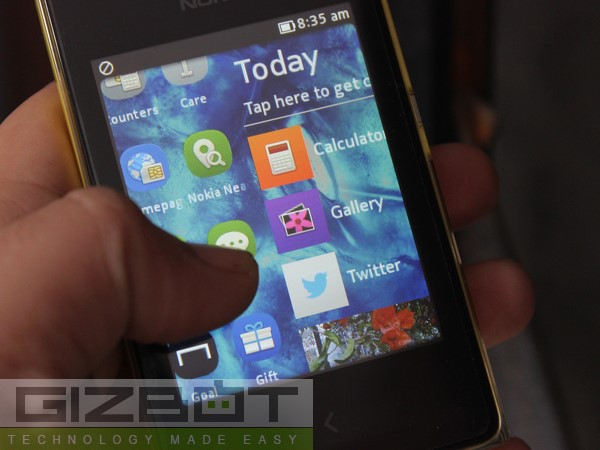 Nokia Releases Update For Asha range of Smartphones