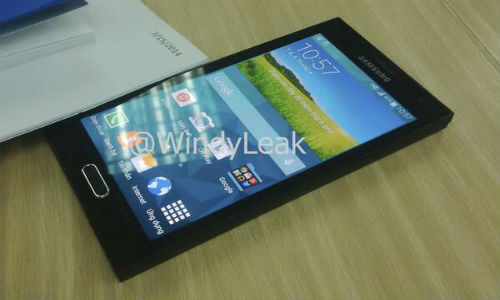 Samsung Galaxy F: Alleged Image of Premium Smartphone Leaks Out