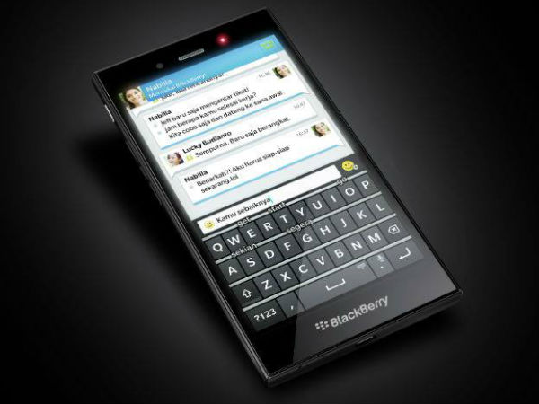 BlackBerry Z3: An Entry Level Handset To Be Launched Soon