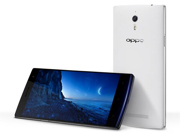 Oppo Find 7a Up For Pre-Order: Features 5.5 Inch FHD Display and More