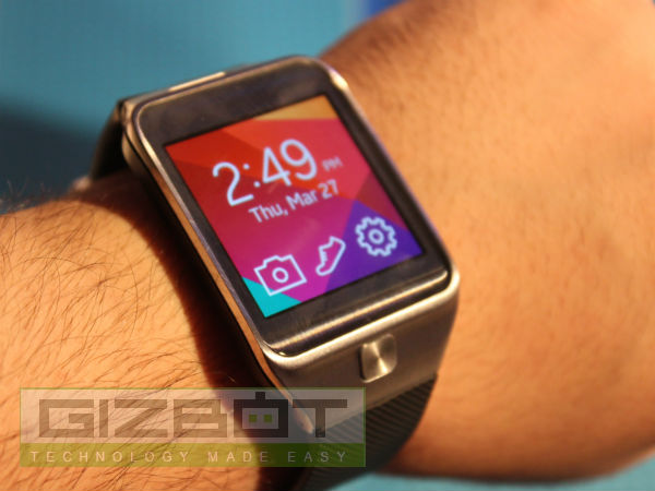 Samsung's 3G-enabled smartwatch might be known as Gear Solo