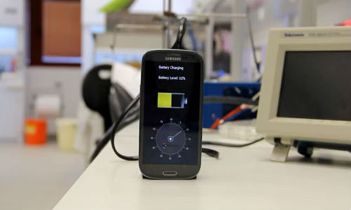 StoreDot Claims To Charge Your Phone Battery in 30 seconds