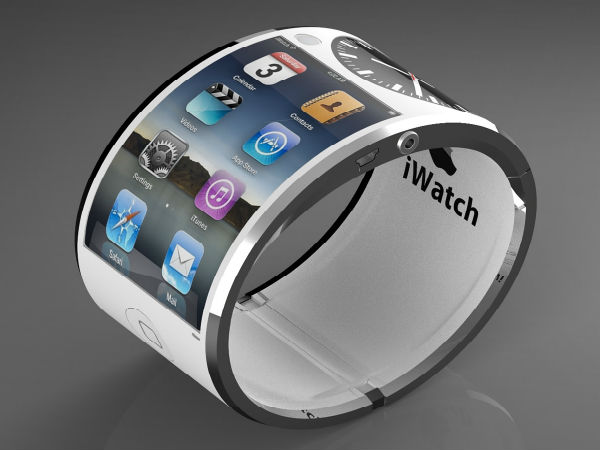 Apple iWatch – Display