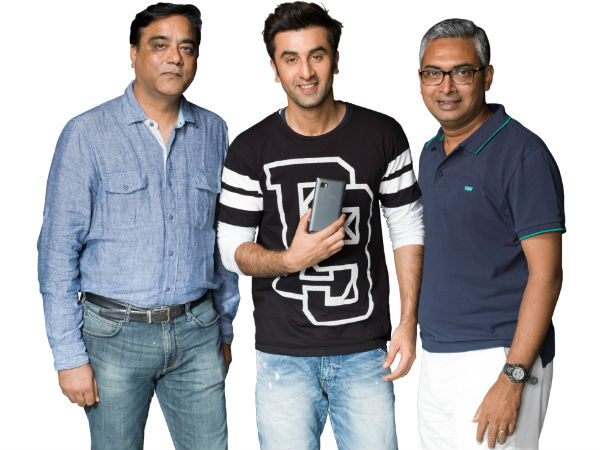 Lenovo Names Bollywood Star Ranbir Kapoor as its New Brand Ambassador