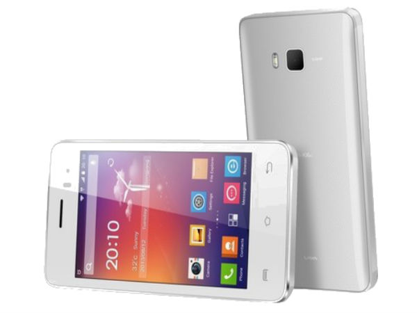 Lava Iris 406Q Now Listed On Flipkart With Full Specifications