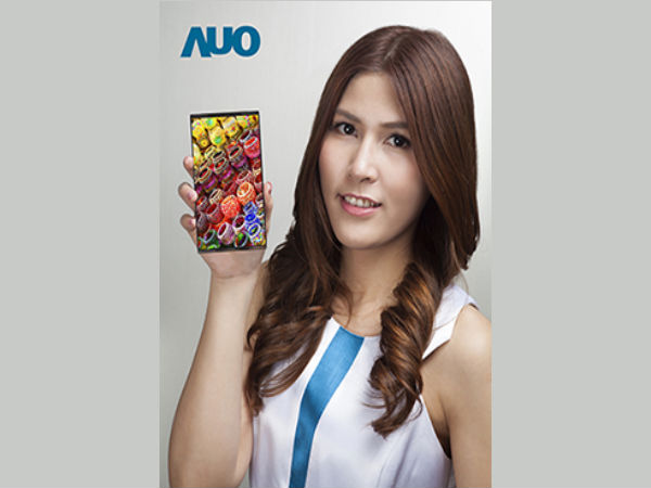 AUO-Made 5.7-Inch QHD AMOLED Display With 513ppi Announced
