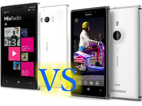 Nokia Lumia 930 Vs Lumia 925: The In-House Battle of Giants
