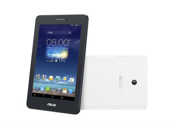 Asus Fonepad 7 Dual SIM India Launch Date Set For April 15