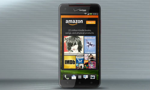 Amazon's First Smartphone with 3D Display Pegged for June 2014 Release