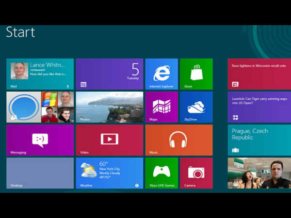 Microsoft Looking Toward More Interactive Live Tiles, Says Reports