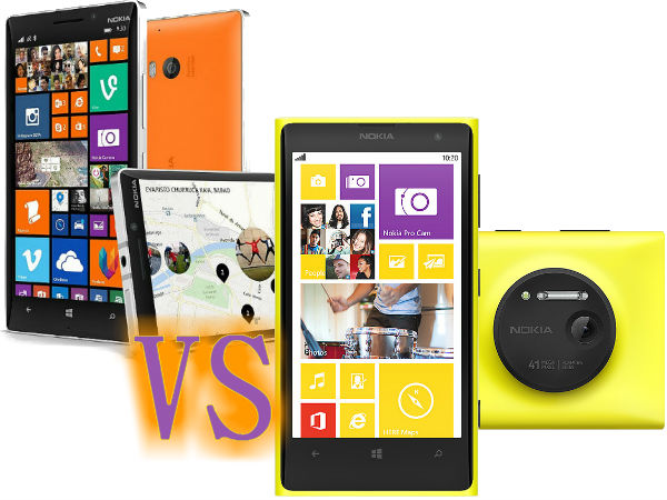 Nokia Lumia 930 Vs Lumia 1020: Who Takes the Top Nokia Cake