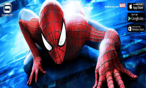 Amazing Spider-Man 2 Mobile Game Launching on April 17