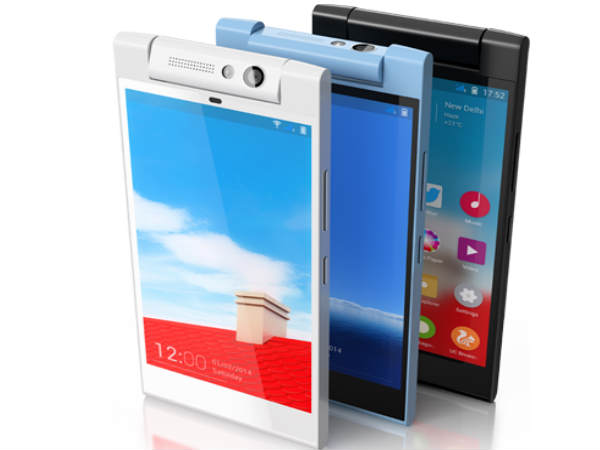 Gionee Elife E7 Mini With 13-MP Rotating Flip Camera Released