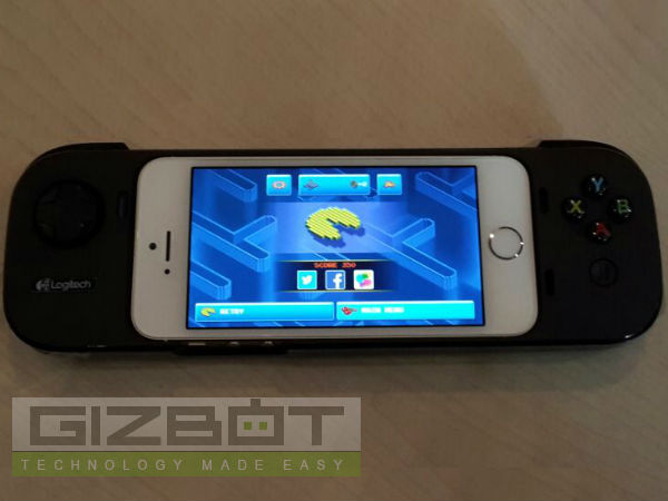 Logitech Powershell Game Controller for iPhone Available At Rs 8,995