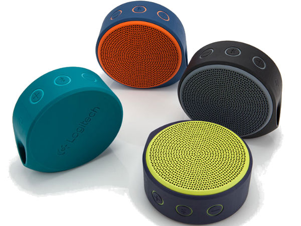 Logitech X100 Wireless Portable Speaker Launched At Rs 2,995