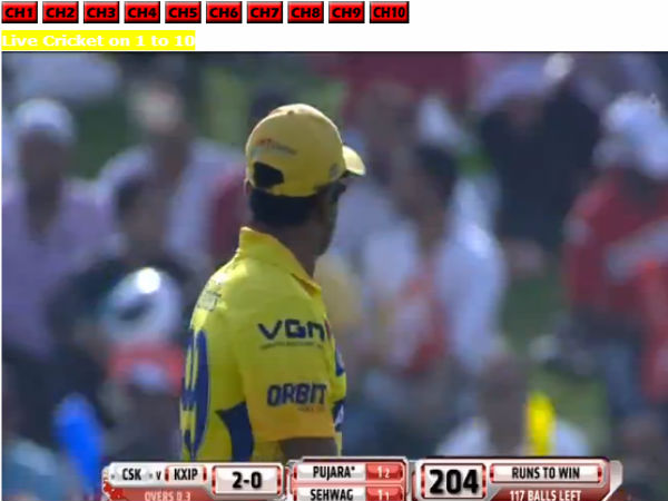 Watch Live Cricket On superwoods