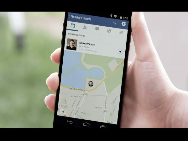 Facebook Nearby Friends Feature Now Available for Android And iOS