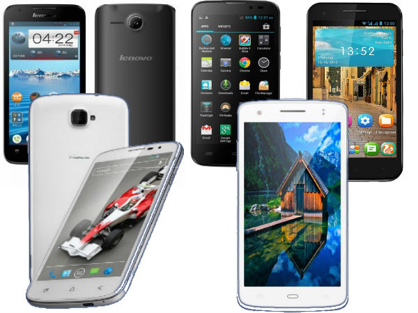 0ec7705cd Top 20 Cheapest Android Smartphones with 5-Inch Touch Screen Displays -  Gizbot News