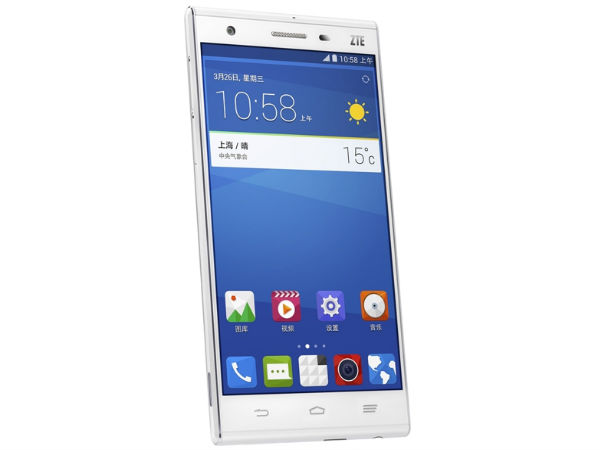 ZTE Star 1 Now Official: Features Android KitKat, LTE Support and More