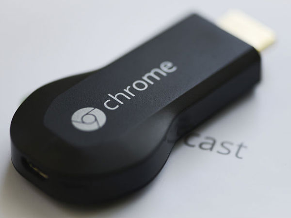 Google Chromecast Available Via Indian Online Retailers at Rs 3,099