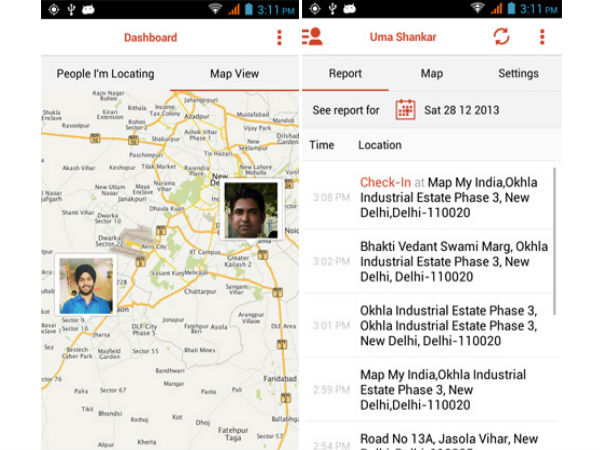 MapmyIndia Locate App For Security of Cab Passengers Launched