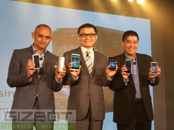 HTC Unveils Desire 210, Desire 816 at Rs 8,700 and Rs 23,990