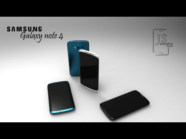 Samsung Galaxy Note 4 To Arrive with 3-Sided YOUM Display?