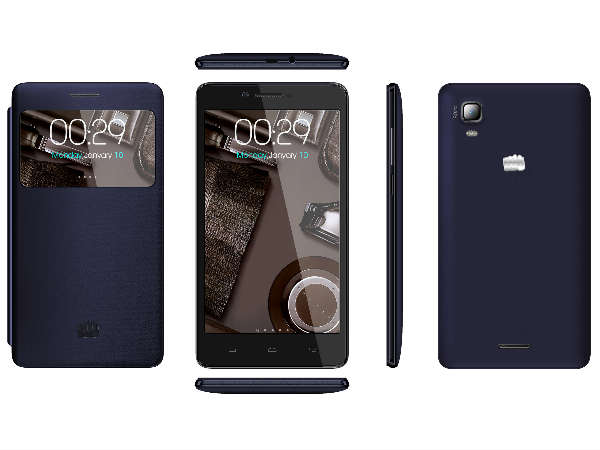 Micromax Canvas Doodle 3 Launched At Rs 8,500