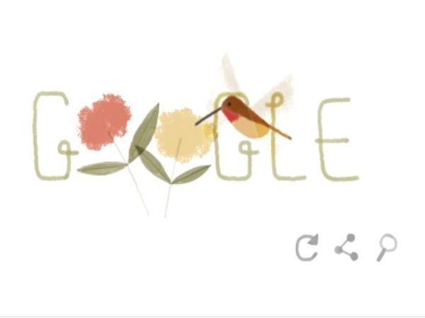 "Google Wishes You ""Happy Earth Day"" Via Today's Interactive Doodle"