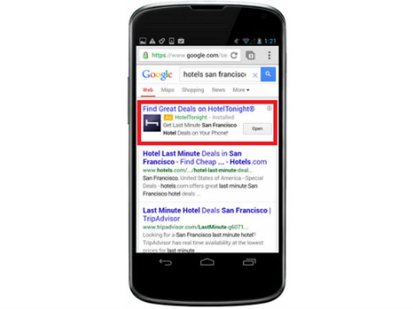 Google's New Mobile Ads Will Help Find Right Apps Based On User Habits