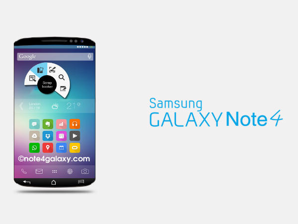 Samsung Galaxy Note 4 Arriving This Fall? Top 5 Rumors