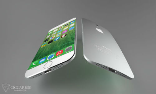 Apple iPhone 6 Tipped To Feature Curved Display