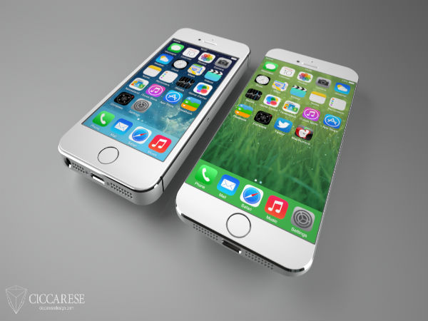 iPhone 6 to sport a curved display