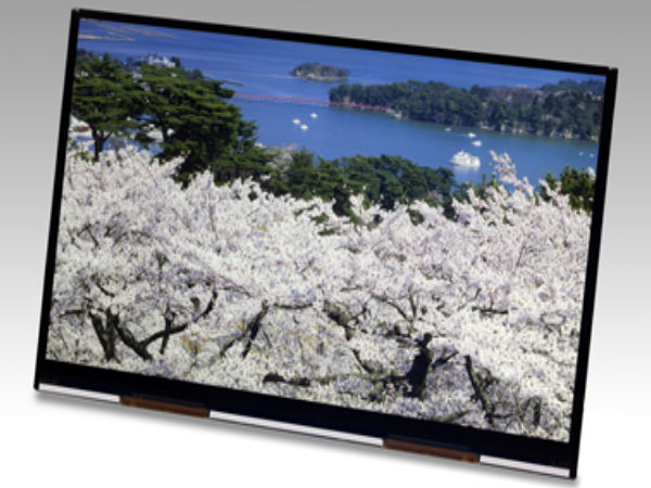 JDI Unveils First 10.1-Inch 4K Display With 438ppi Pixel Density