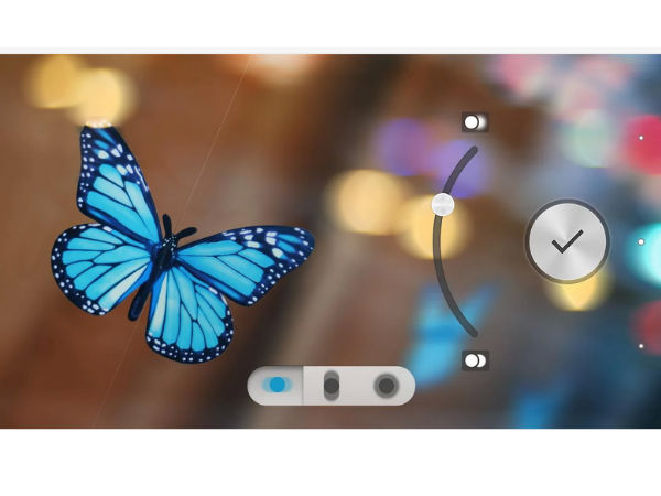 Sony 'Background defocus' App Launched For Xperia Smartphones