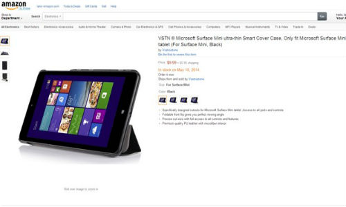 Microsoft Surface Mini Could be Launched by Mid-May [Report]