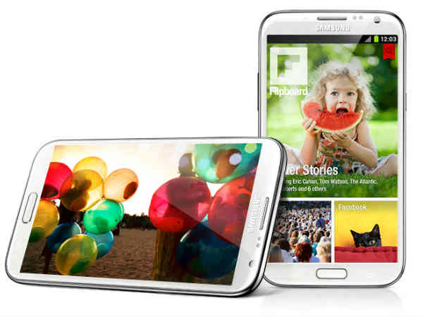 Android 4.4 KitKat Update Now Rolling Out for Samsung Galaxy Note 2