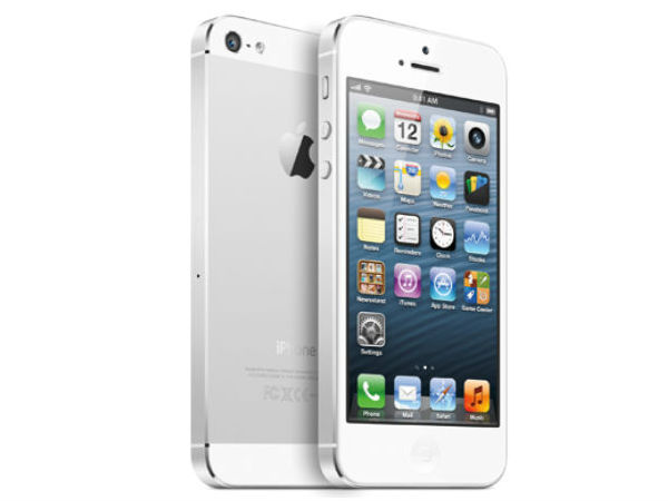 Apple Launches iPhone 5 Sleep/Wake Button Replacement Program