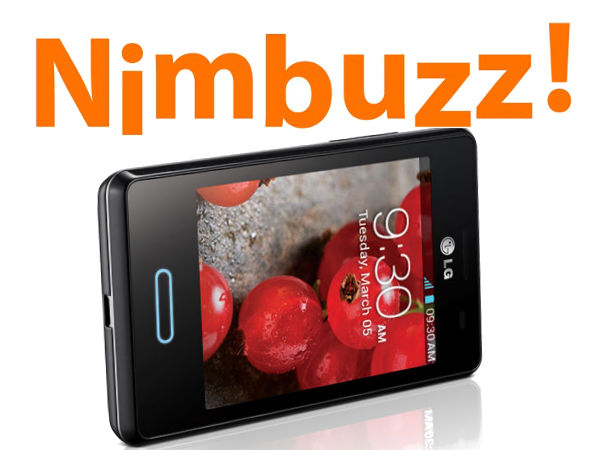 Nimbuzz-LG Partnership Offers 100 Minutes Of Free International Calls