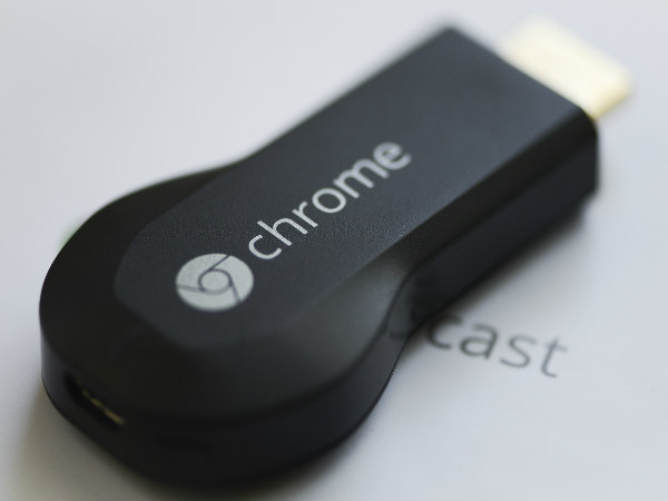 Improvements to Chromecast