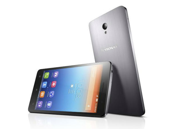Lenovo S860: 5.3 Inch Smartphone Released with 4000mAh Battery