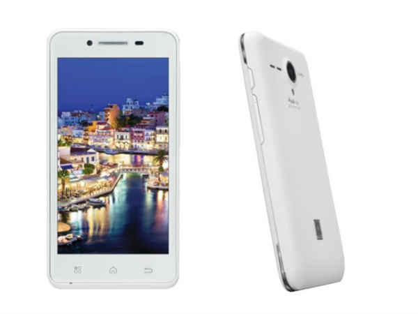 iBall Andi 4.5D Royale: 4.5 Inch Smartphone Now Available Online