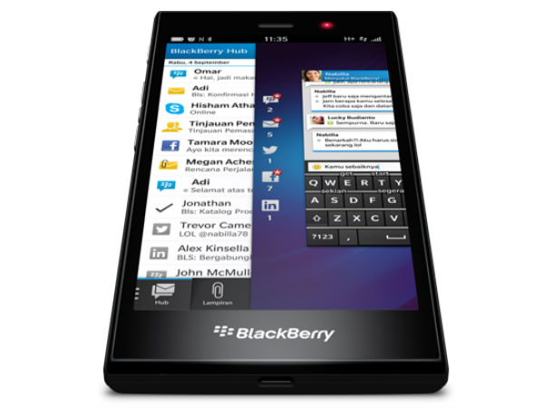 Blackberry Z3: Buy At Price of Rs 14,299