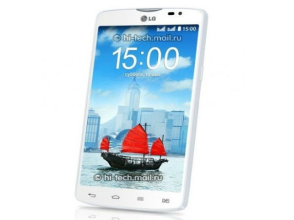 LG L80 Specifications, Photos Shown Off Ahead of Official Announcement