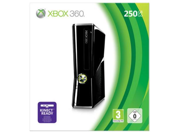 Microsoft India Announces Price Cut for 250GB Xbox 360 Console