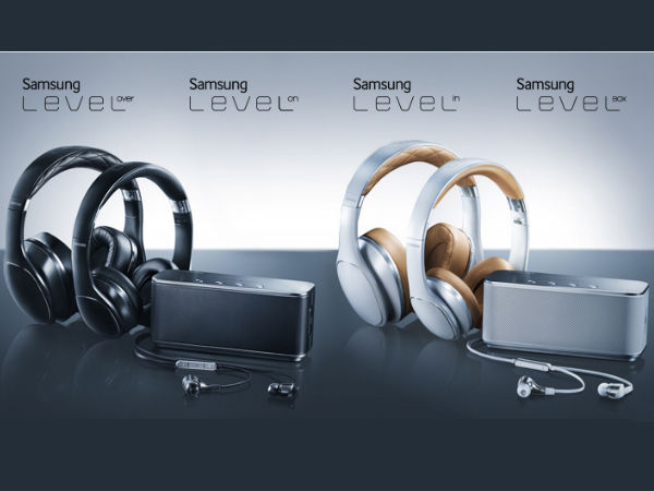 Samsung Announces Level Series Audio Accessories For Mobile Devices