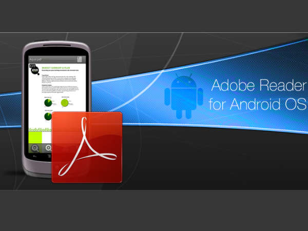 Android Smartphone Users Facing Massive Virus Threat Via Adobe Reader