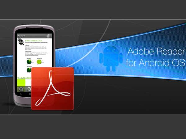 Android Smartphone Users Facing Massive Virus Threat Via Adobe Reader