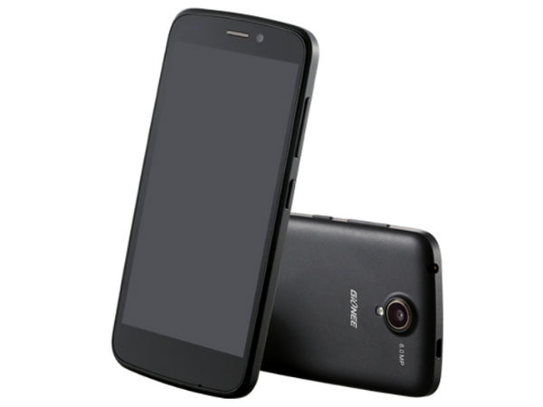 Gionee CTRL V5 With Quad Core CPU Now Available Online For Rs 12,999